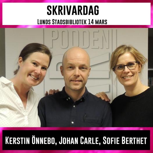 Skrivardag Lund 2020